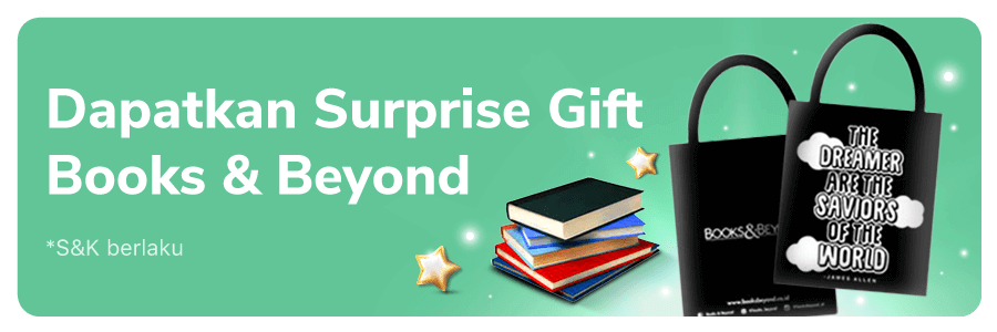 Surprise Gift Special 13th Anniversary Books & Beyond!